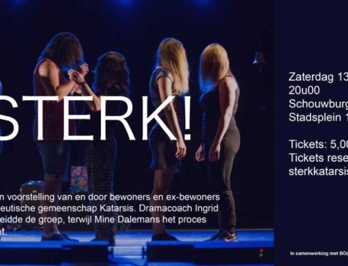 Herneming STERK! productie KATARSIS Genk