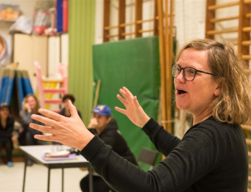 Theateratelier voor kinderen met autisme (9 tot 14 jaar)